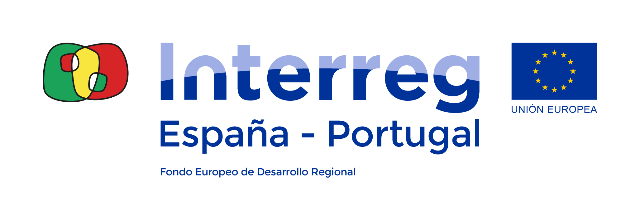 Logotipo Interreg España - Portugal